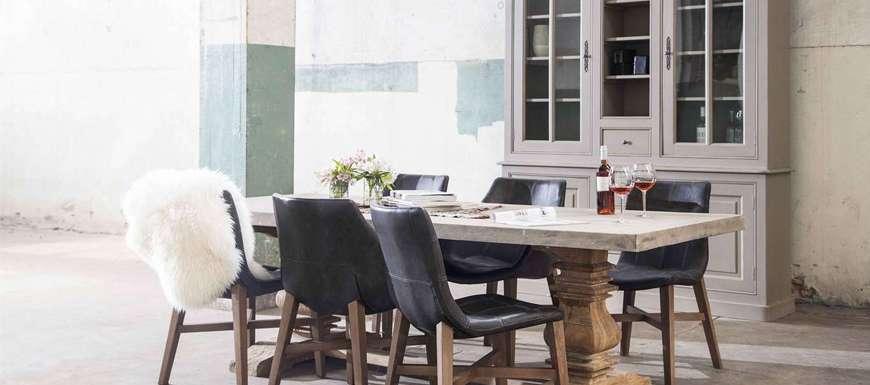 Eettafels en eetkamerstoelen