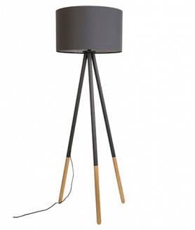 Highland-grijze-vloer-lamp