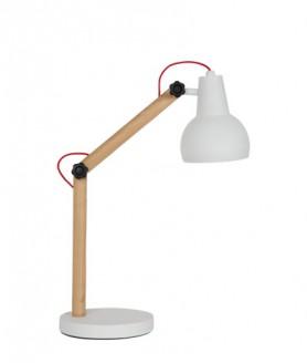 Study bureau lamp wit