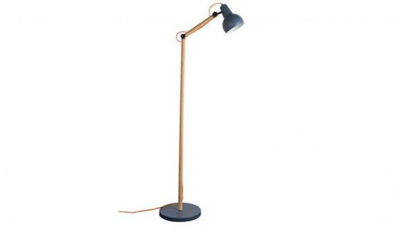 Study lamp grijs