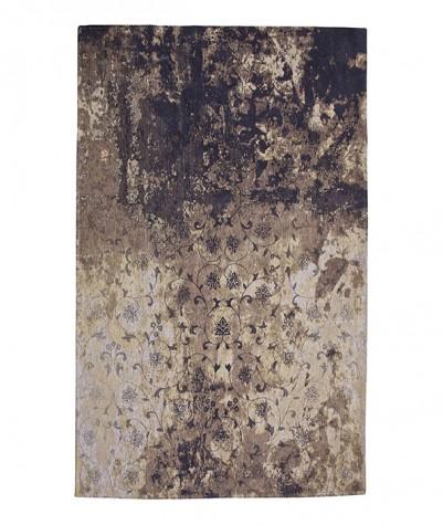 Vloerkleed Concrete Bruin