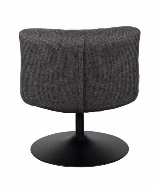 dutchbone bar lounge fauteuil grijs 4