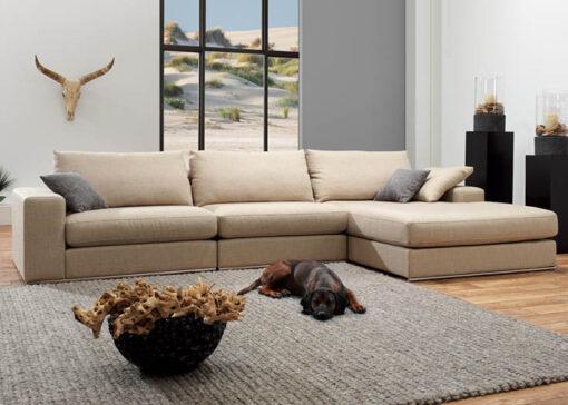 Hoekbank lake lounge