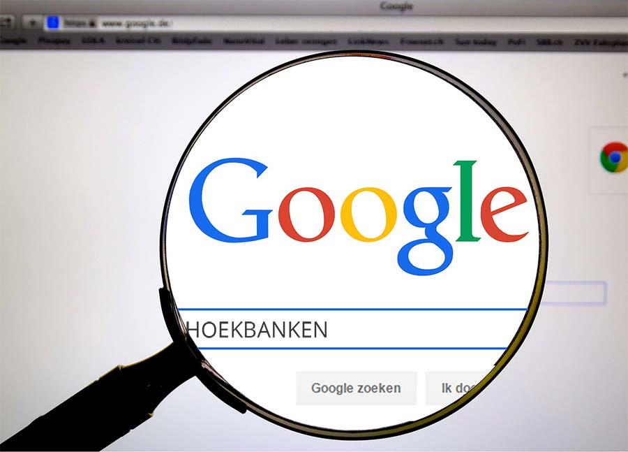 google hoekbanken