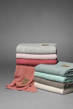Knit Factory plaids