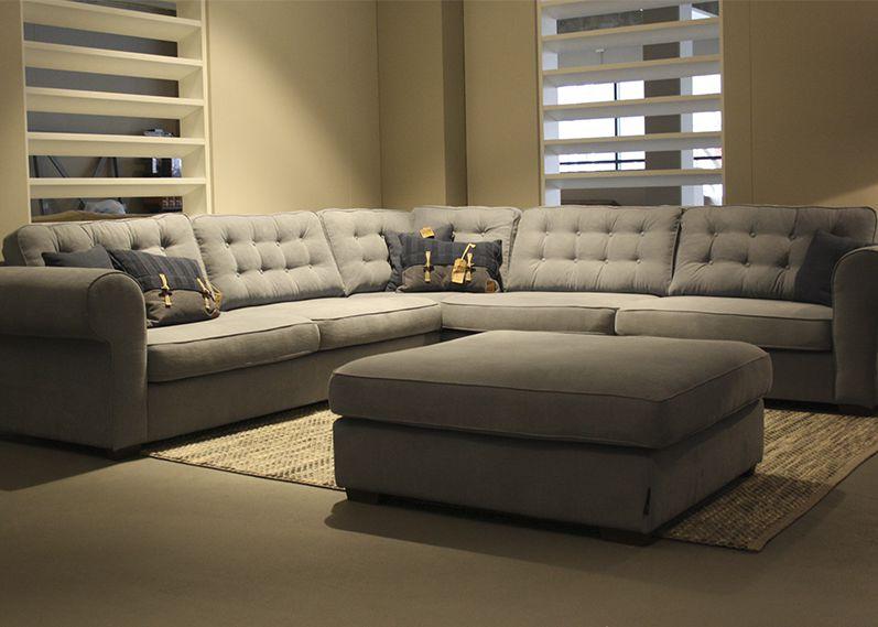hoekbank isabelle 4 hoek 4 meubilex. Black Bedroom Furniture Sets. Home Design Ideas