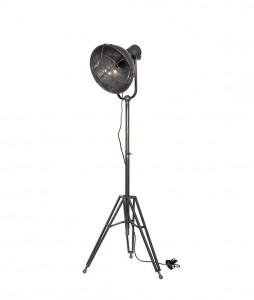 Vloerlamp spotlight metaal