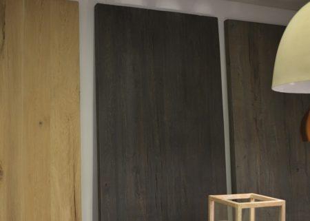 Tafelblad donker bruin