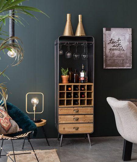 Vino Cabinet sfeerfoto