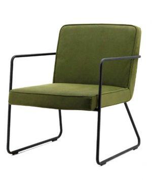 Armchair alpha groen