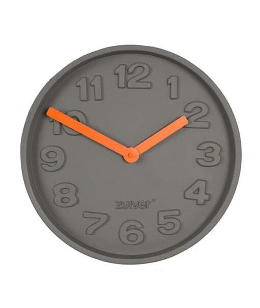 Concrete time clock zvuier