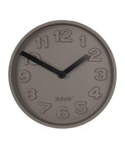 Concrete time clock - zvuier verkrijgbaar bij meubilex