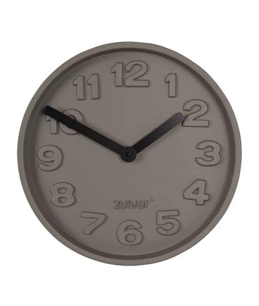 Concrete time clock zvuier verkrijgbaar bij meubilex