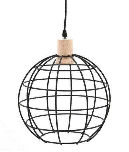 Lamp globe large