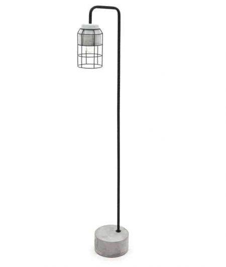 Vloerlamp Crane