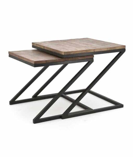 Mooie Zigzag tafel van By-Boo