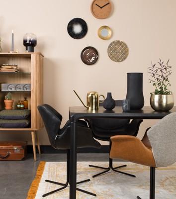 Mooie combinattie van deze 2 verschillende nikki stoelen