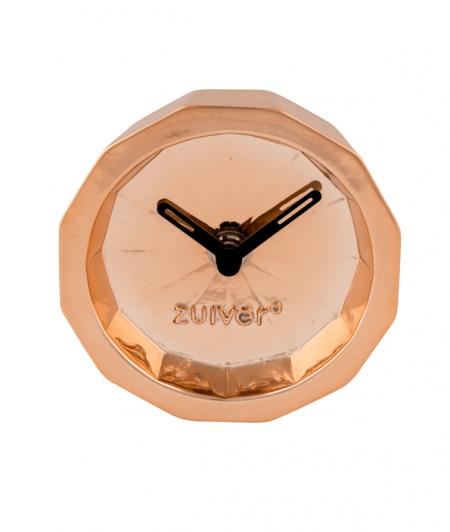 Mooie koperen klok van Zuiver