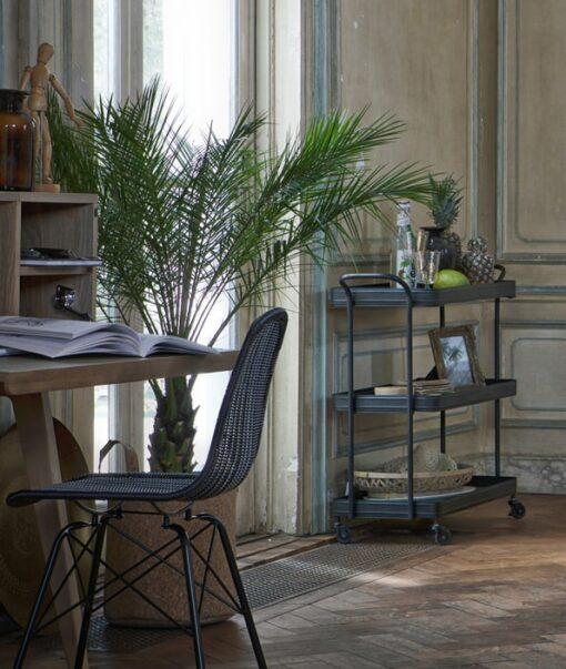 leuke sfeerfoto met deze mooie stoel
