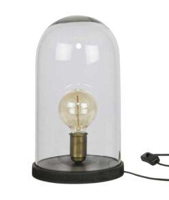 Tafellamp met licht