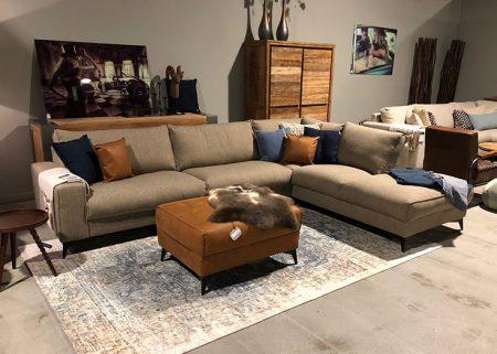 Hoekbank Fay verkrijgbaar bij meubilex oisterwijk