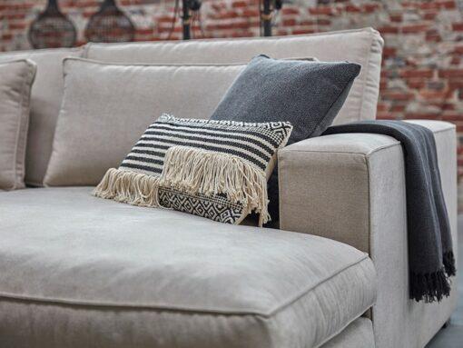 Hoekbank Annabelle Square detail lounge