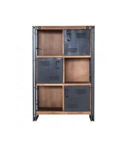 Industriële meubels kast acacia