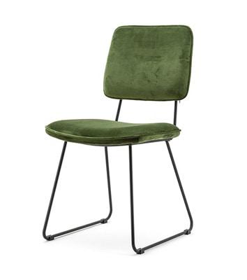 Eetkamerstoel Whip - green