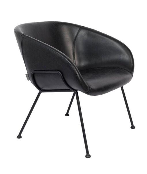 fauteuil feston black 2