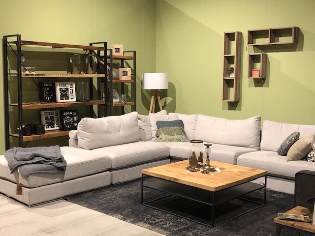 Interieur groen