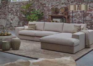 Hoekbank Met Lounge Deel.Loungebanken Diverse Opstellingen En Materialen Meubilex