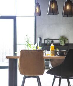 hanglamp apollo en eetkamerstoel 1