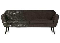Sofa Rocco bamboo detail