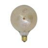 Deco LED globe Ø12,5x17,5 cm LIGHT 4W amber E27 dimbaar