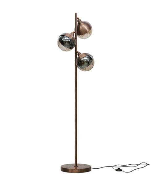 Split staande lamp