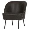 Vogue fauteuil zwart