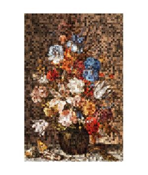 Flowers pixels