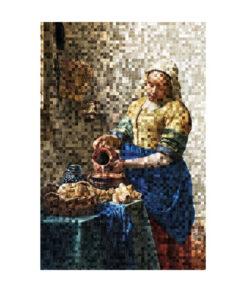 Milkmaid pixels