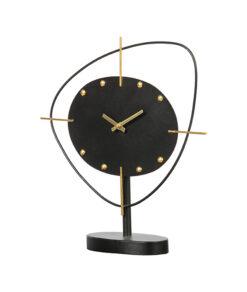 One o'clock staande klok1