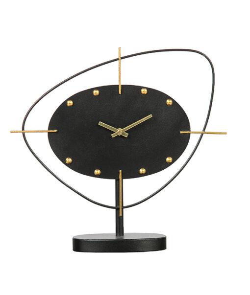 One o'clock staande klok2