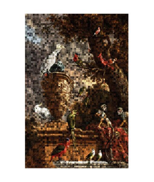 The Menagerie pixels