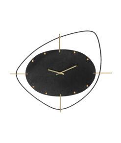 Two o'clock wandklok