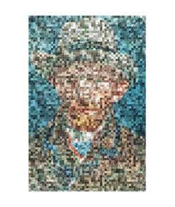 Vincent van Gogh pixels
