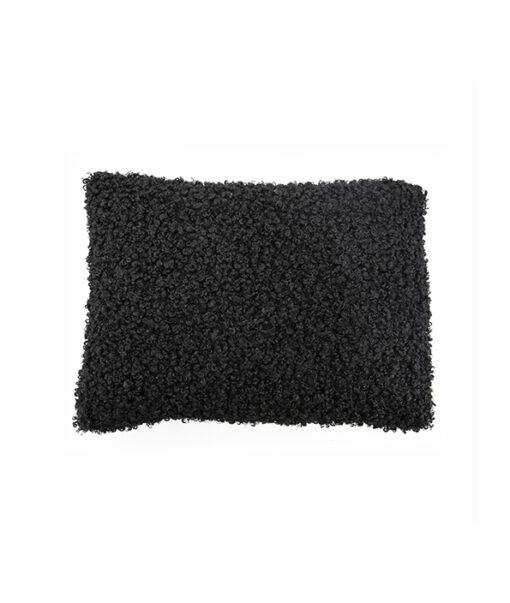 Dolly kussen black 60 x 45 cm