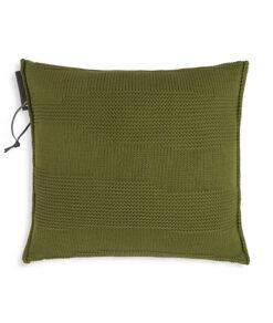 Joly kussen 50 x 50 cm mos groen