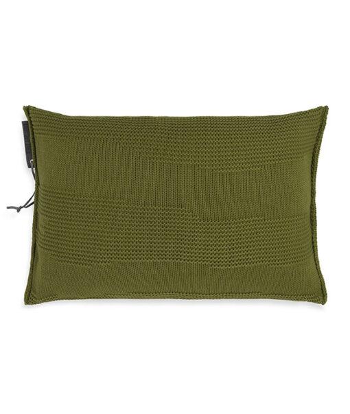 Joly kussen 60 x 40 cm groen