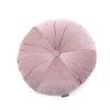 Faith kussen rond pink
