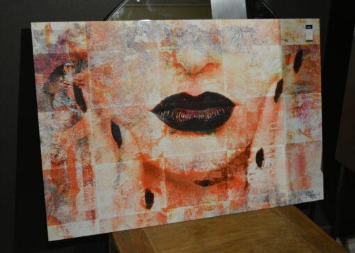 alu art black lips