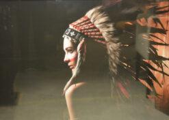 alu art indiaan