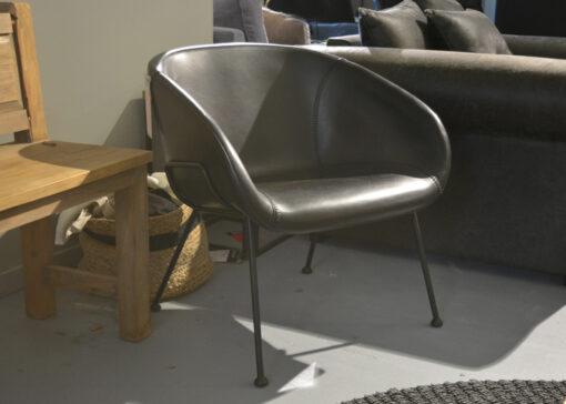 fauteuil black